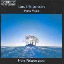 Lars-Erik Larsson (1908-1986): Klavierwerke, CD