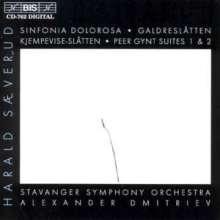 Harald Saeverud (1897-1992): Peer Gynt-Suiten Nr.1 & 2, CD