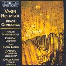 Vagn Holmboe (1909-1996): Tubakonzert op.127, CD