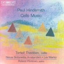 Paul Hindemith (1895-1963): Trauermusik für Cello & Streicher, CD