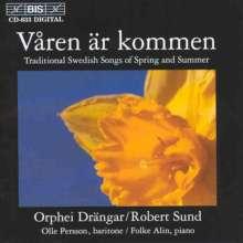 Schwedische Frühlings- & Sommerlieder, CD