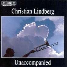 Christian Lindberg - Unaccompanied, CD