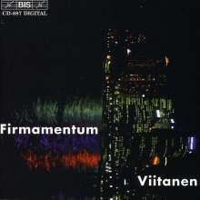 """Harri Viitanen (geb. 1954): Orgelkonzert """"Firmamentum"""", CD"""
