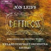 Jon Leifs (1899-1968): Orgelkonzert op.7, CD