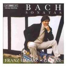 Johann Sebastian Bach (1685-1750): Sonaten BWV 1001,1003,1005 f.Gitarre, CD