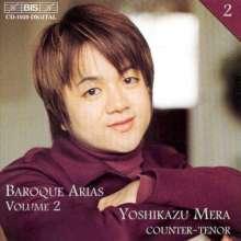 Yoshikazu Mera - Baroque Arias II, CD