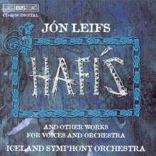 Jon Leifs (1899-1968): Drift Ice op.63 für Chor & Orchester, CD