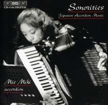 Mie Miki,Akkordeon - Japanese Accordion Music, CD