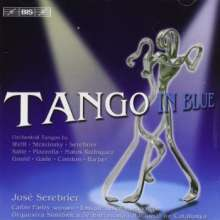 Jose Serebrier - Tango in Blue, CD