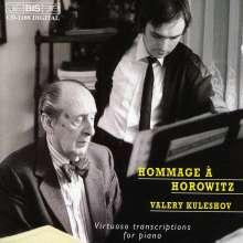 Valery Kulshov - Hommage a Horowitz, CD