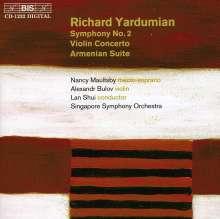 Richard Yardumian (1917-1985): Symphonie Nr.2, CD