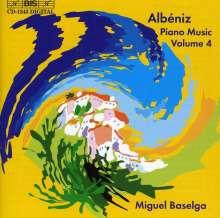 Isaac Albeniz (1860-1909): Klavierwerke Vol.4, CD