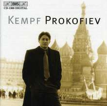 Serge Prokofieff (1891-1953): Klaviersonaten Nr.1,6,7, CD
