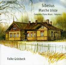 Jean Sibelius (1865-1957): Klavierwerke Vol.3, CD