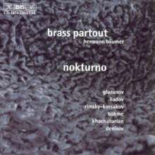 Brass Partout, CD