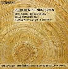Pehr Henrik Nordgren (geb. 1944): Cellokonzert Nr.1, CD