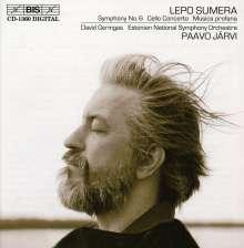 Lepo Sumera (1950-2000): Symphonie Nr.6, CD