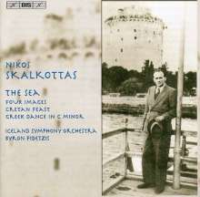 Nikos Skalkottas (1904-1949): The Sea (Ballett-Suite), CD
