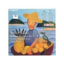 Heitor Villa-Lobos (1887-1959): Bachianas Brasileiras Nr.7-9, CD