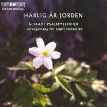 Lahti Symphony Orchestra - Favourite Hymn Tunes, CD