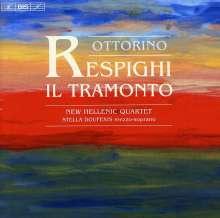Ottorino Respighi (1879-1936): Streichquartette, CD