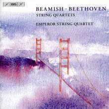 Sally Beamish (geb. 1956): Streichquartette Nr.1 & 2, CD