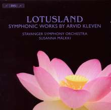 Arvid Kleven (1899-1929): Lotusland, CD