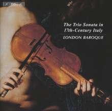 London Baroque - Trio-Sonaten aus Italien (17.Jahrhundert), CD