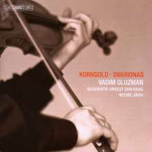 Balys Dvarionas (1904-1972): Violinkonzert, CD