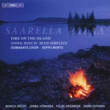 Jean Sibelius (1865-1957): Chorwerke, CD