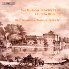 The Musical Treasures of Leufsta Bruk II, CD