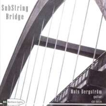 Mats Bergström - SubString Bridge, CD