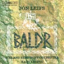 Jon Leifs (1899-1968): Baldr op.34, 2 CDs