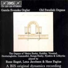 Alte Schwedische Orgeln, 3 CDs
