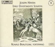 Joseph Haydn (1732-1809): Klaviersonaten H16 Nr.1-14,18,47, 2 CDs