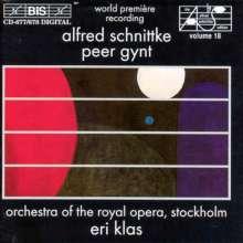 Alfred Schnittke (1934-1998): Peer Gynt - Ballettmusik, 2 CDs