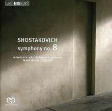 Dimitri Schostakowitsch (1906-1975): Symphonie Nr.8, SACD