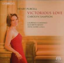 "Henry Purcell (1659-1695): Lieder ""Victorious Love"", SACD"