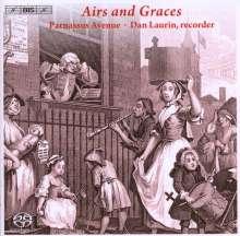 Airs and Graces - Scottish Tunes and London Sonatas, SACD