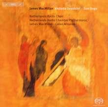 James MacMillan (geb. 1959): Visitatio Sepulchri für Chor & Kammerorchester, SACD