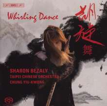 Sharon Bezaly - Werke für Flöte & chinesisches Orchester, SACD