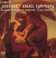 Josef Suk (1874-1935): Asrael-Symphonie op.27, SACD