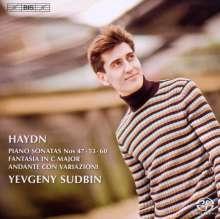 Joseph Haydn (1732-1809): Klaviersonaten H16 Nr.32,34,50, SACD