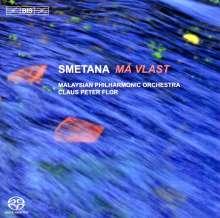 """Bedrich Smetana (1824-1884): Mein Vaterland (incl.""""Die Moldau""""), SACD"""