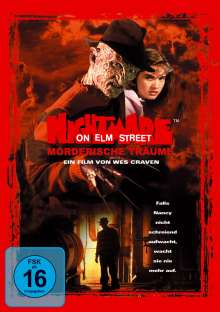 Nightmare on Elm Street - Mörderische Träume, DVD