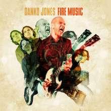 Danko Jones: Fire Music (Limited Edition) (Black Vinyl), LP