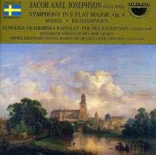 Jacob Axel Josephson (1818-1880): Symphonie op.4, CD