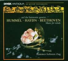 """Kammer-Solisten Zug - """"..auf die Harmonie gesetzt"""", CD"""