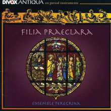 Filia Praeclara, CD