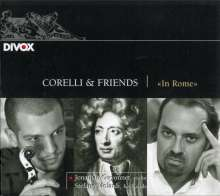Corelli & Friends - In Rome, 2 CDs